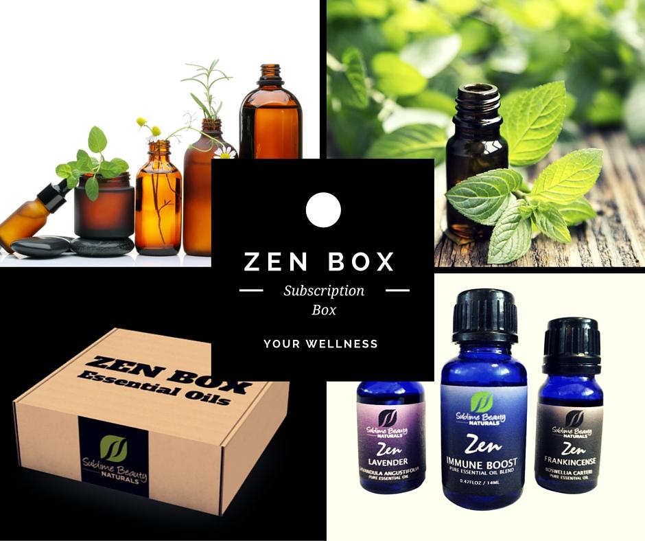 zen box subscription